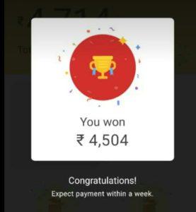 google pay merchant weekly reward offer