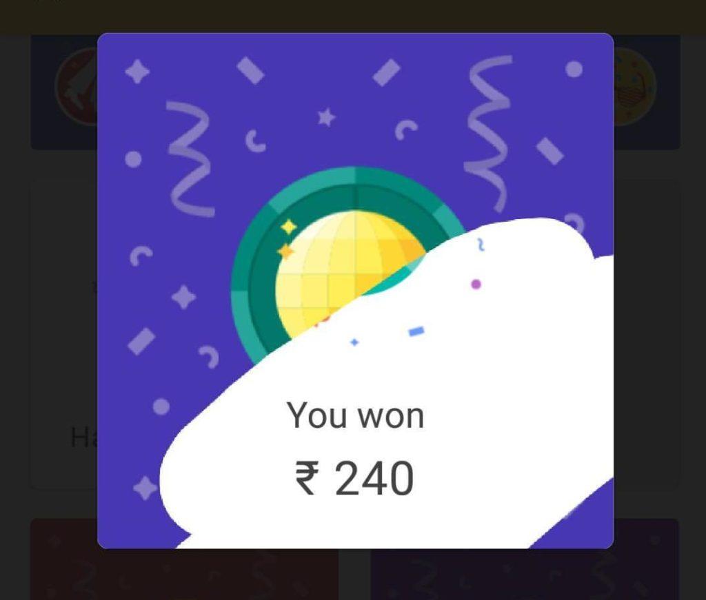 google pay send money to bank