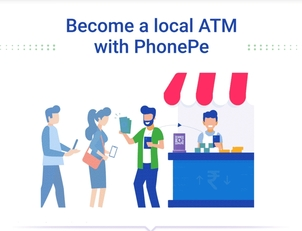 how to become a phonepe atm