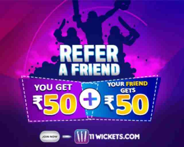 11 wicket referal code