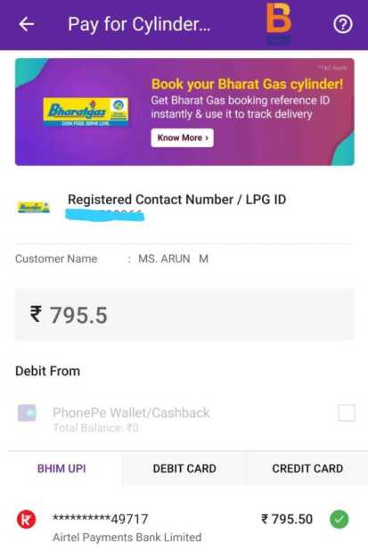 bharat-gas-booking-through-phonepe-1