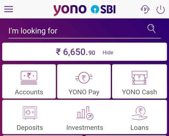 sbi-savings-account-opening-from-yono-sbi-app