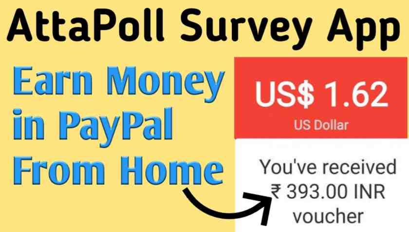 AttaPoll Survey app
