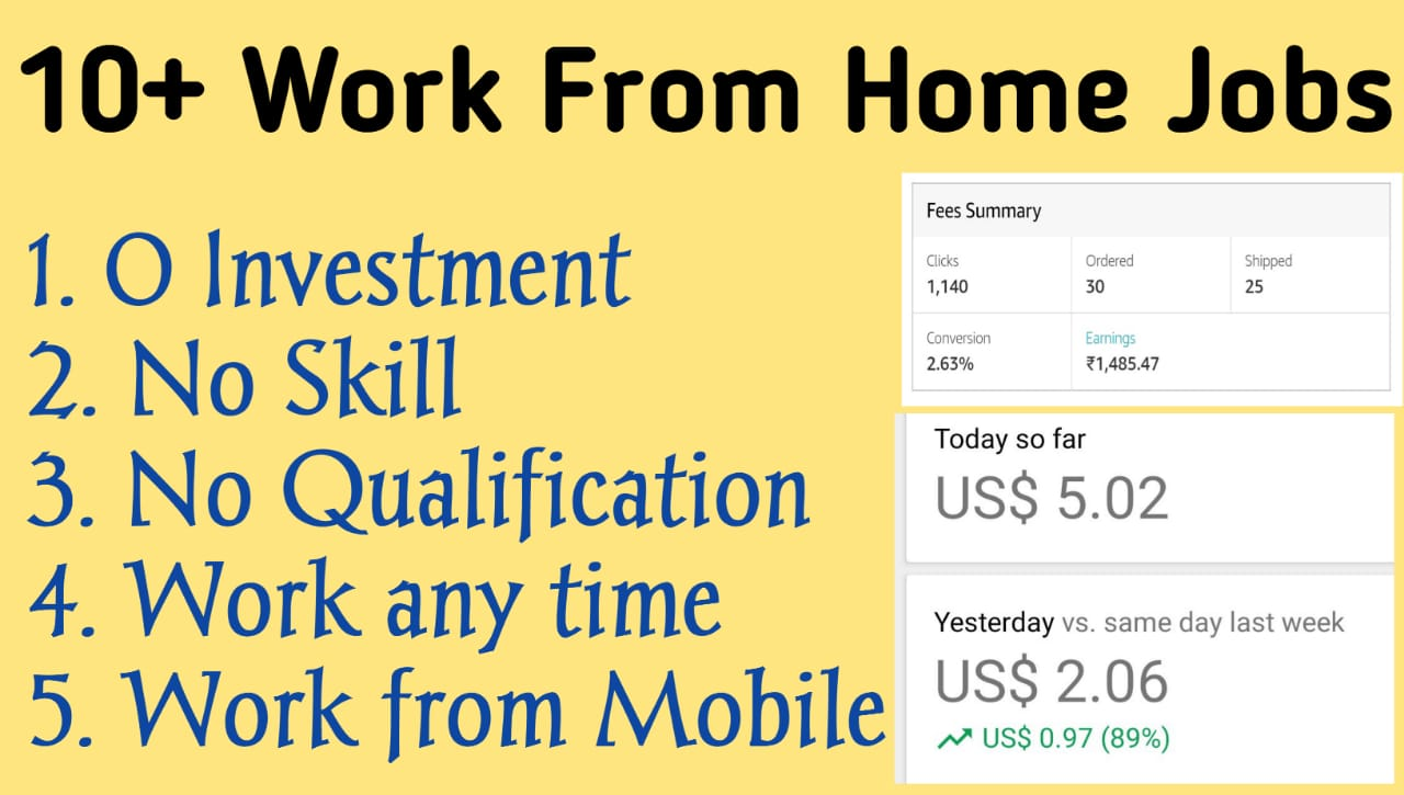 Mobile online jobs without investment seldinger technique is a method of investment