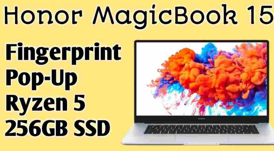 Honor MagicBook 15 Review