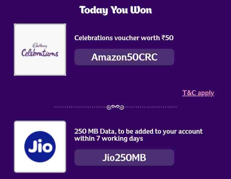 Jio Celebration Pack Rakhi Offer