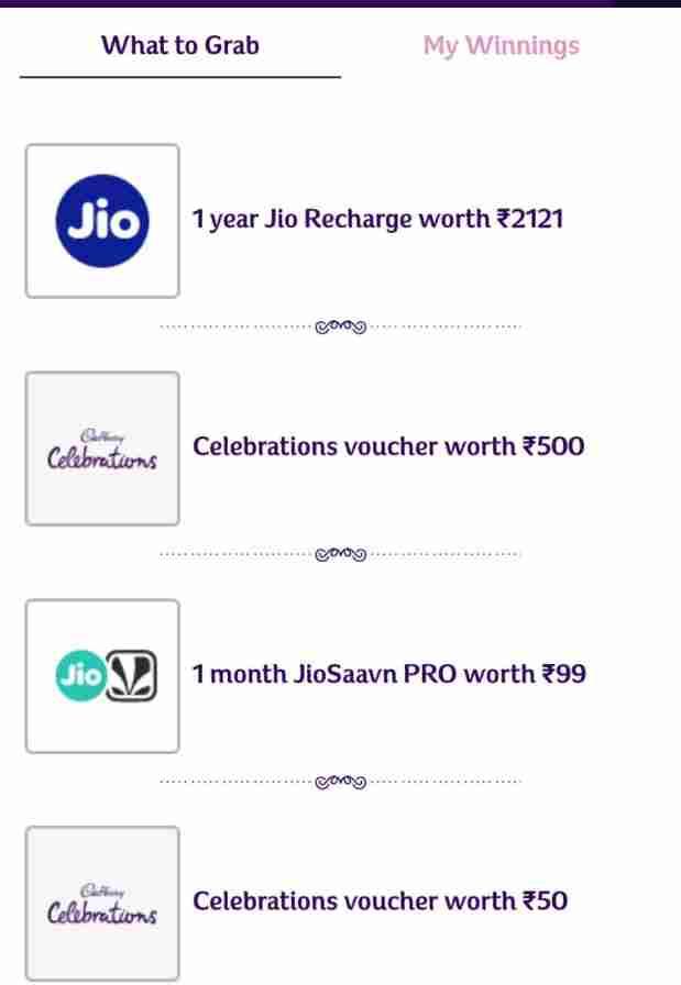 Jio Rakhi Prize