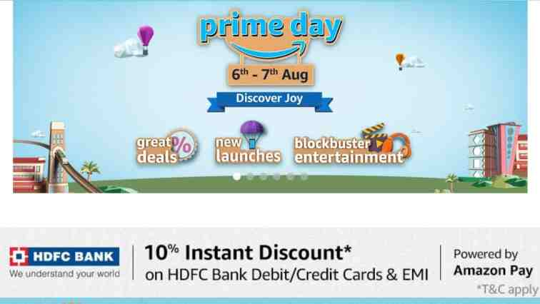 amazon prime day cashback offers