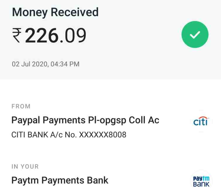 attapoll payment proof