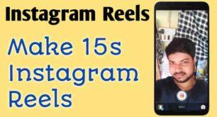 instagram reels video