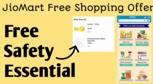 jiomart free complimentary safety essentials