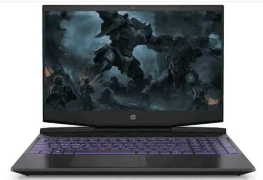 HP 15-dk0269tx Pavilion Gaming Laptop 15.6 inch
