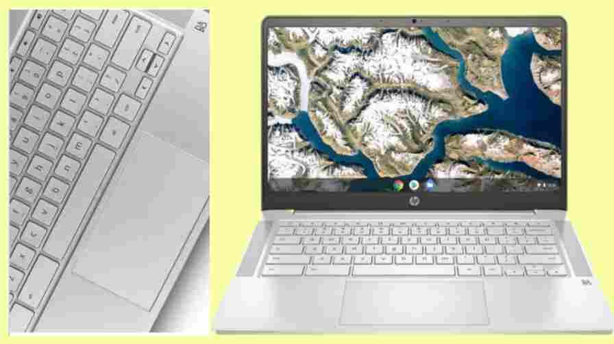 HP Chromebook 14a-na0003tu price in india