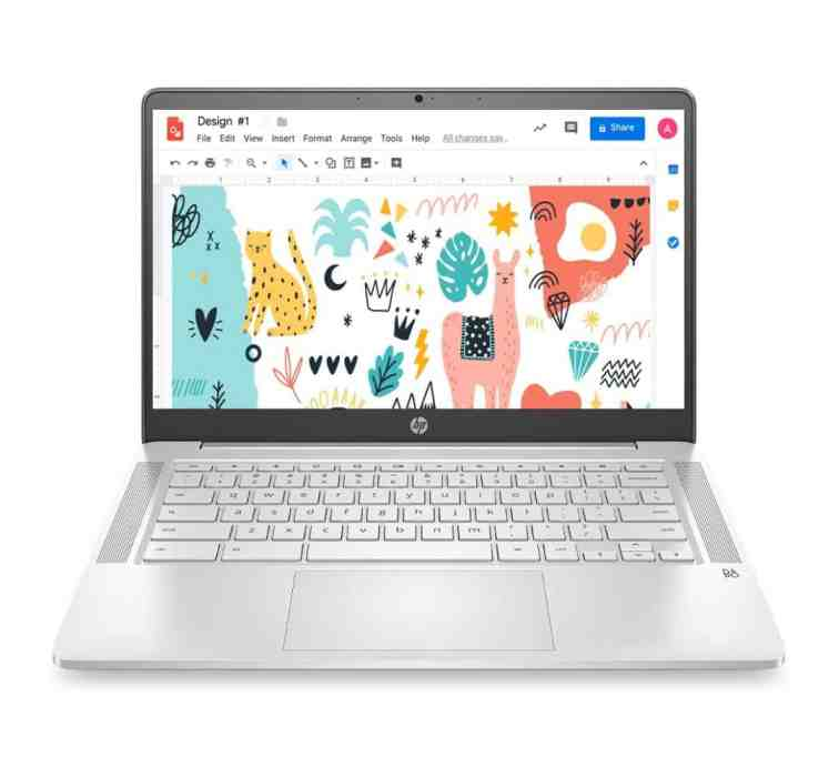 HP Chromebook 14a-na0003tu review