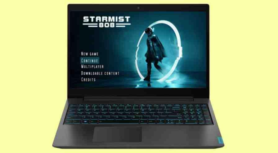 Lenovo IdeaPad L340 Gaming 81LK01L3IN Laptop