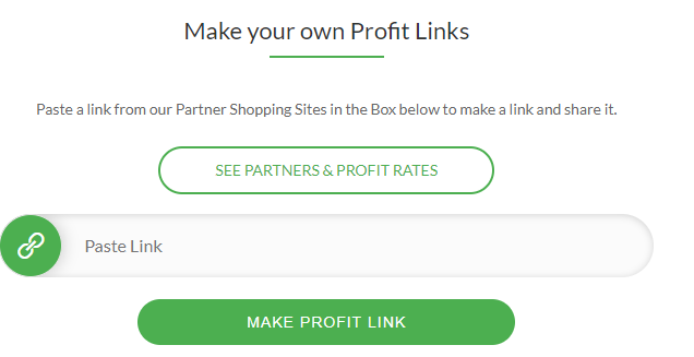 how to make profit links