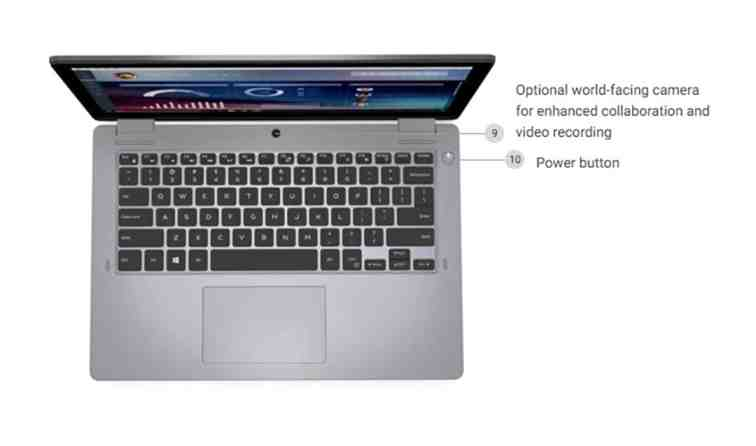 dell latitude touch screen business laptop