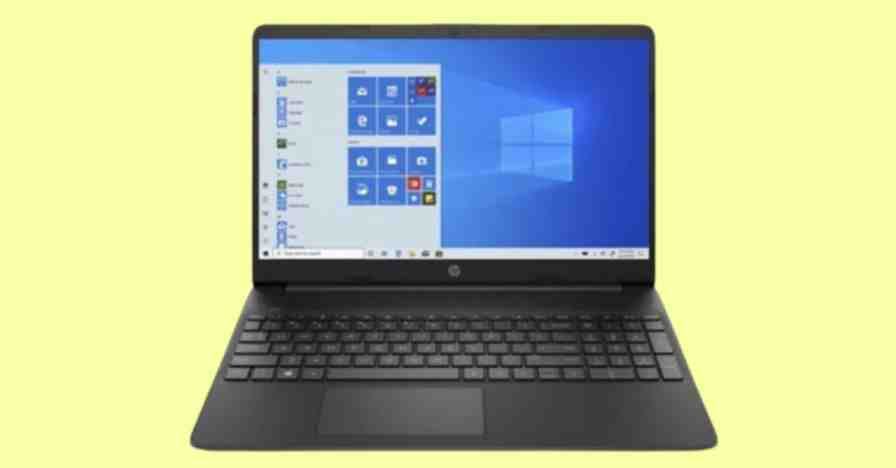 HP 15s-du2060TX Laptop Review
