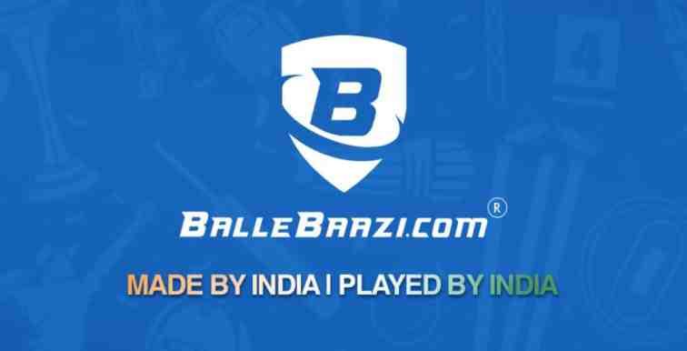ballebaazi Fantasy Cricket App