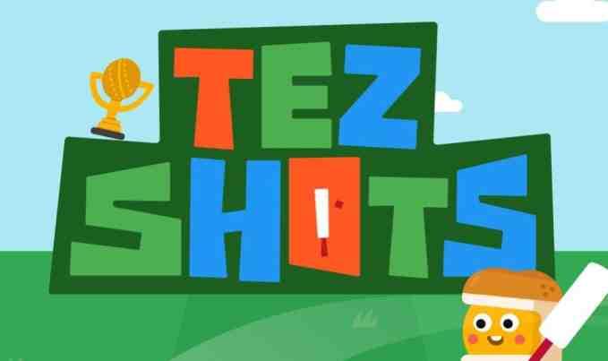 google pay tez shots 2020