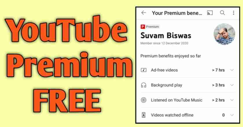 youtube premium benefits