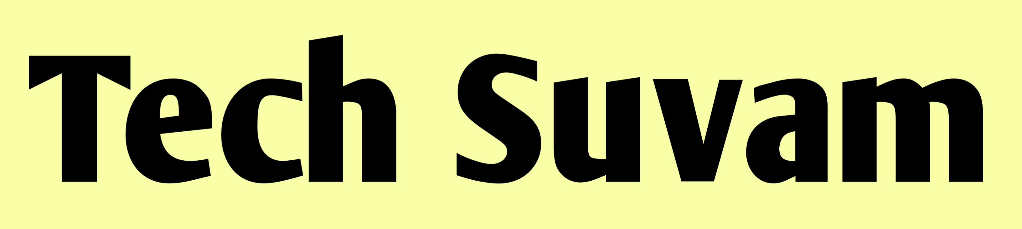 Tech Suvam