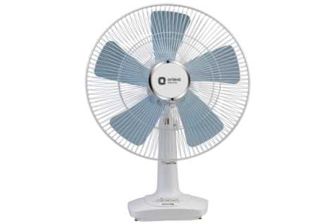Orient Electric Wind Pro Desk-60 400mm Table Fan