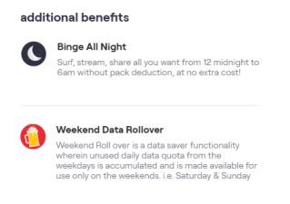 VI Binge All Night Data