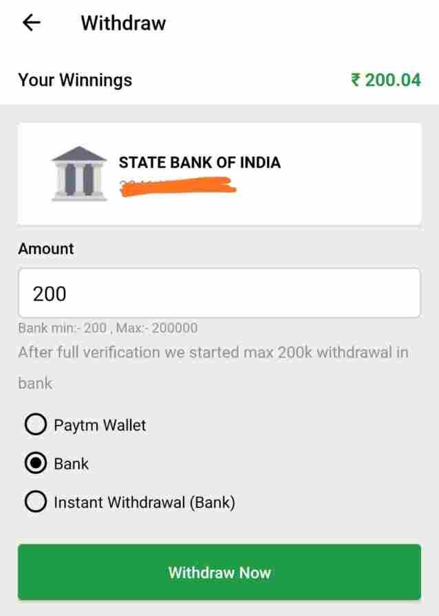 royal11 withdrawal process