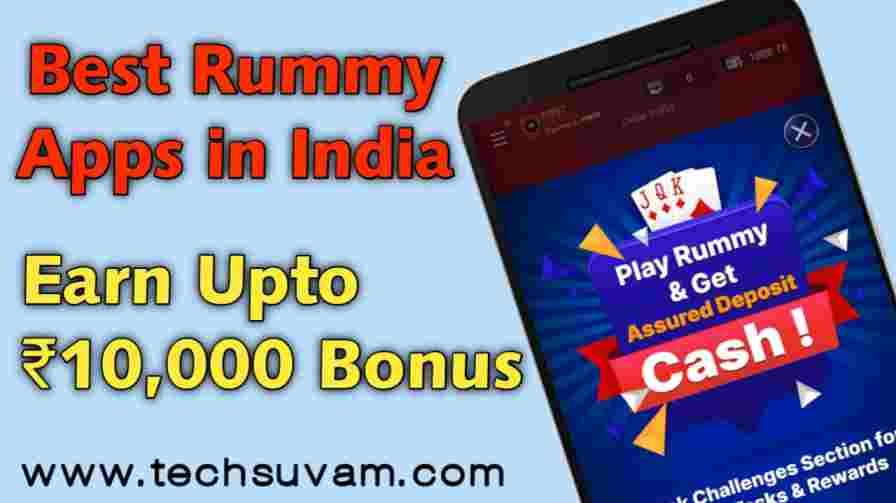 best rummy apps in India